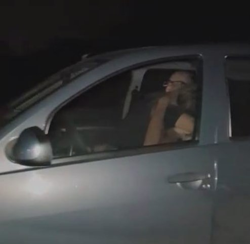 Flagrante de sexo a 110km/h na Argentina
