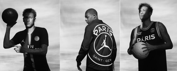 PSG lança uniforme para Champions feito por marca de Michael Jordan ... 4e69da2ae6d65