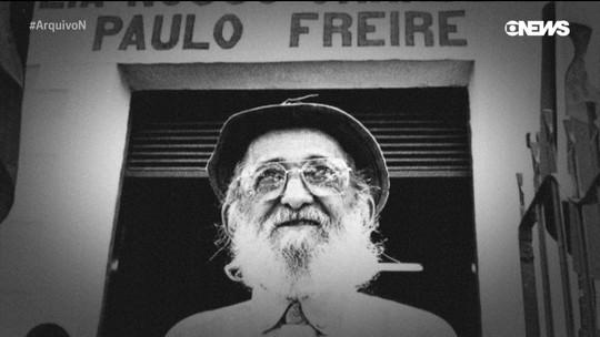 você conhece a obra de Paulo Freire, o educador que é referência até na Finlândia?