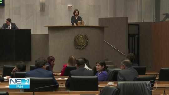 Alepe antecipa 2ª votação e aprova projeto que aumenta gastos com verbas de gabinete; duas deputadas votam contra