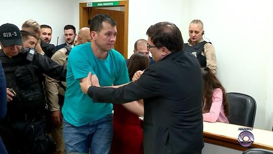 Justiça concede liberdade condicional a Evandro Wirganovicz, condenado no caso Bernardo em Três Passos