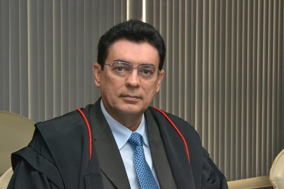Conselheiro Poti Júnior foi eleito presidente do Tribunal de Contas do Rio Grande do Norte — Foto: Jorge Filho/TCE