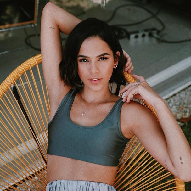 Bruna Marquezine (Foto: Luiza Ferraz)
