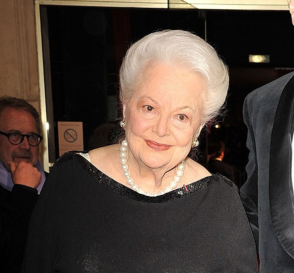 Olivia de Havilland (Foto: Getty Images)