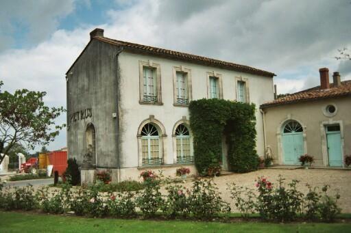 Château Pétrus (Foto: Kassander der Minoer at German Wikipedia)