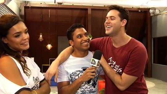 'Plugue' bateu um papo com Thiago Pereira sobre a 'Dança dos Famosos'