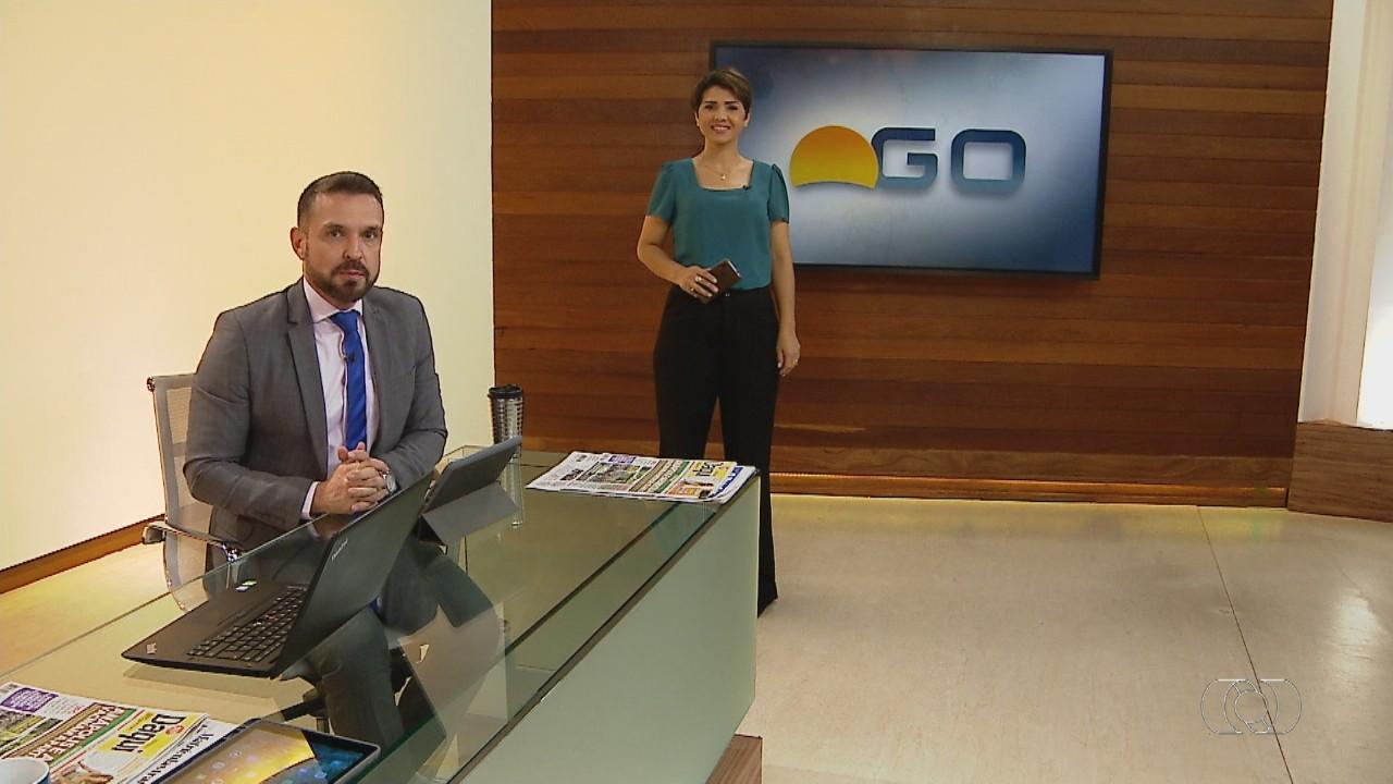 VÍDEOS: Bom Dia Goiás desta sexta-feira, 14 de maio de 2021