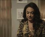 Eliane Giardini é Rania em 'Órfãos da terra' | Reprodução