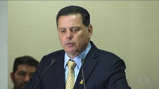 Juíza ordena bloqueio de R$ 550 milhões de Marconi Perillo