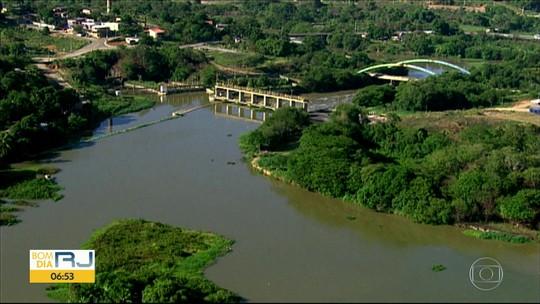 Manutenção preventiva da Cedae interrompe produção de água na Estação Guandu nesta quinta-feira
