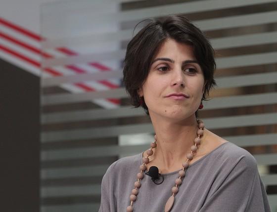 MANUELA PINTO VIEIRA D'ÁVILA, 36 anos, porto-alegrense | PARTIDO: PCdoB | FORMAÇÃO: jornalista | CARGOS: deputada federal (2007-2015), deputada estadual (2015-2018) (Foto: FILIPE JORDÃO/JC IMAGEM/FOLHAPRESS)