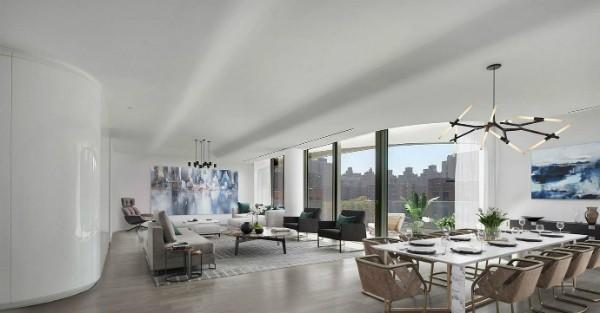 Apartamento de Ariana Grande e Pete Davidson em Nova York (Foto: Divulgação)