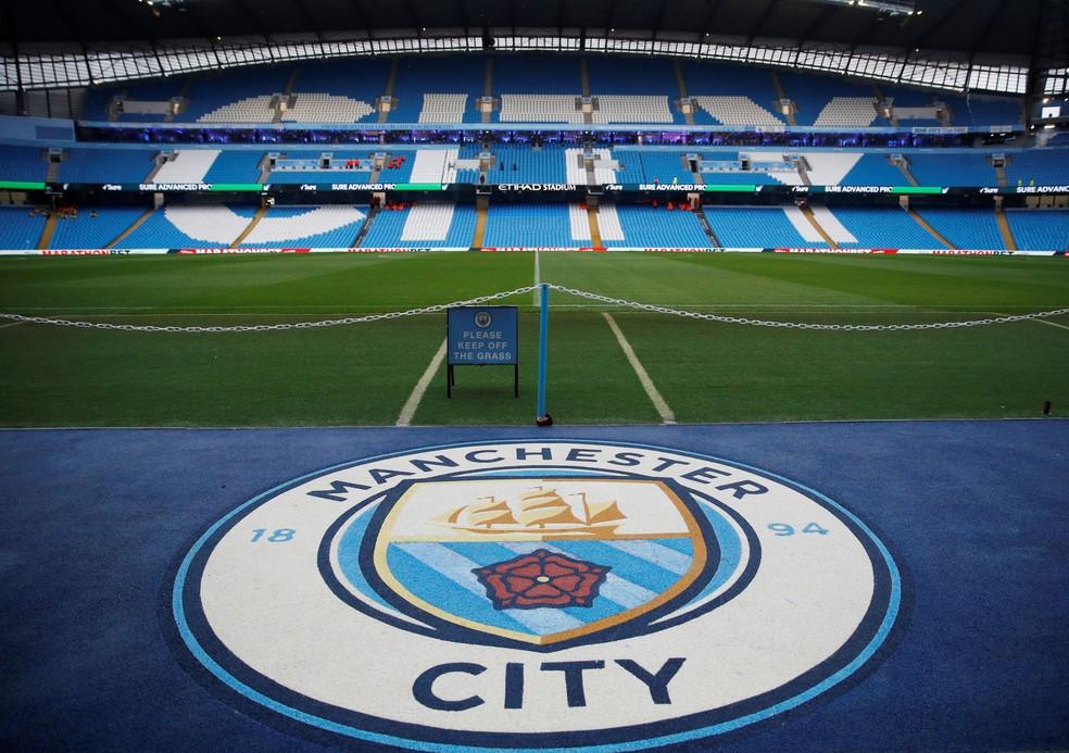 Manchester City irá recorrer ao TAS para tentar diminuir punição ou ser absolvido — Foto: Reuters