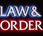 Logo de 'Law and order' | Reprodução
