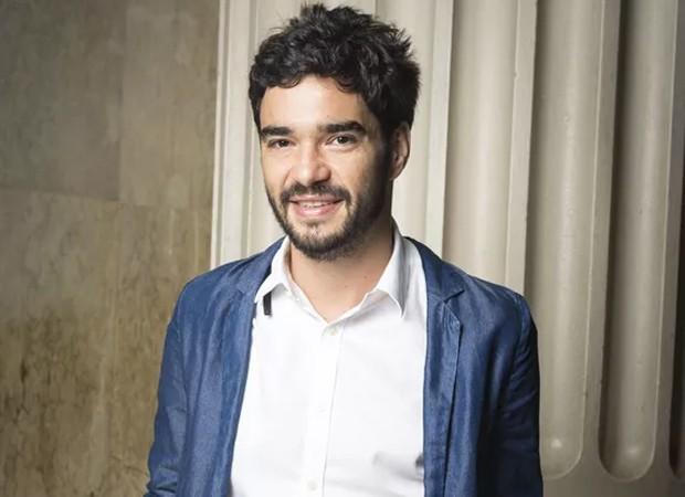 Caio Blat (Foto: Maurício Fidalgo/TV Globo)