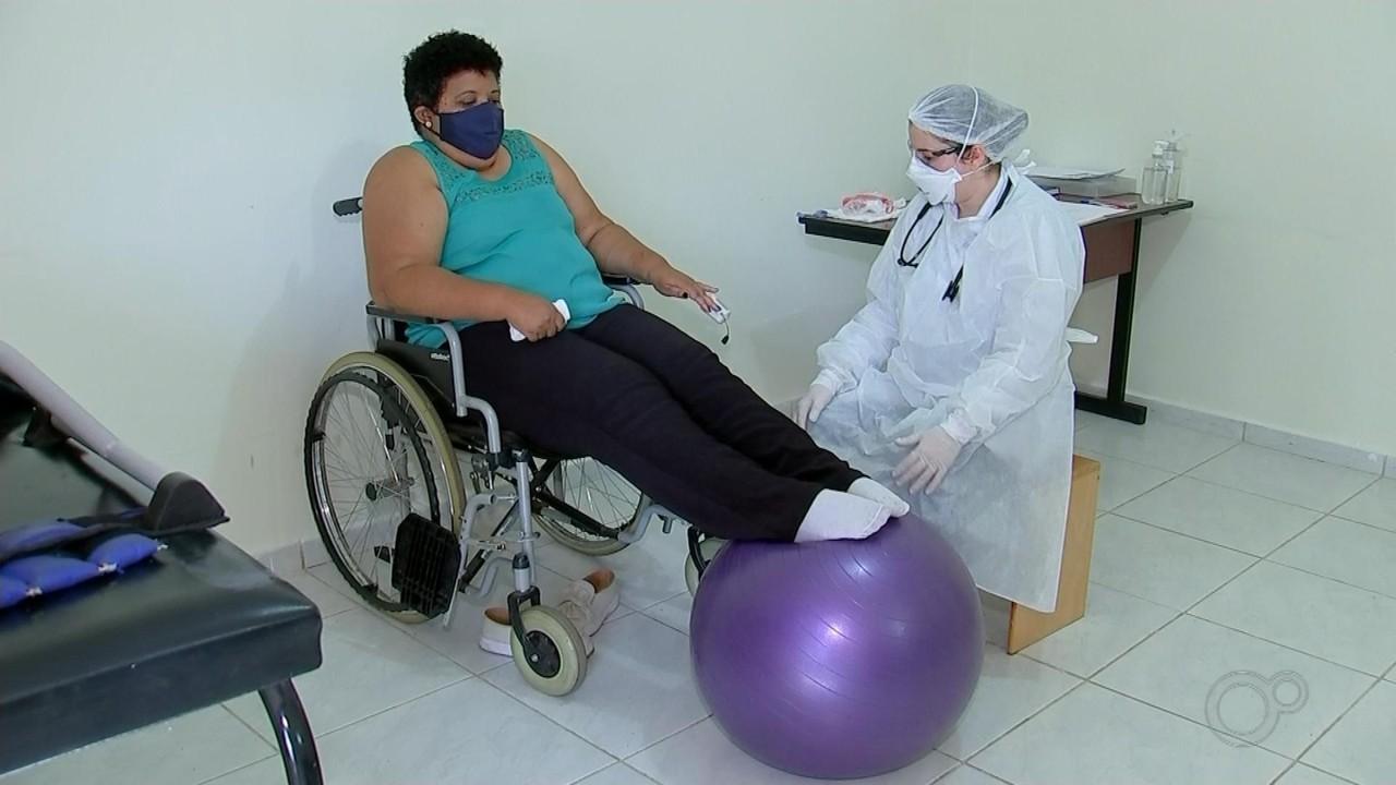 Instituto e hospitais na região fazem tratamento das sequelas do coronavírus