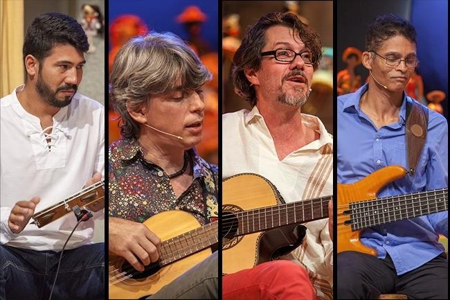 Sucessos dos 27 anos do Grupo Moxuara agitam o Festival de Inverno de Domingos Martins