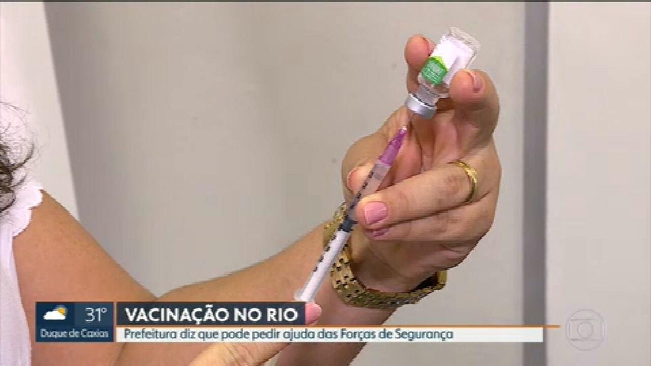 Covid-19: confira alguns detalhes sobre a vacinação no Rio