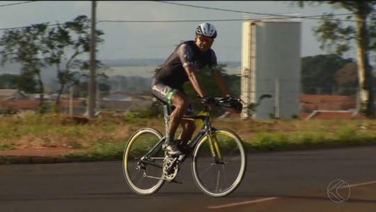Atleta amador de Ituiutaba muda rotina pelo triatlo e disputa Ironman pela 1ª vez