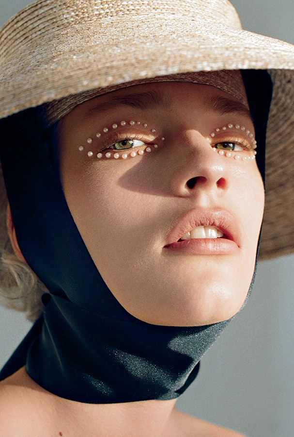 olhos cansados (Foto: Condé Nast Archive)