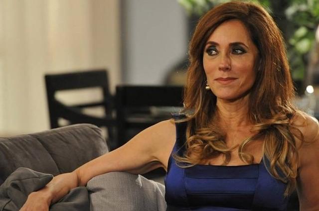 Christiane Torlone interpreta Tereza Cristina (Foto: TV Globo)