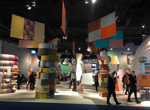 MULTI-LOCAL | Trend Space Heimtextil 2020 - Where I Belong (Foto: Bruna Pereira/Editora Globo)