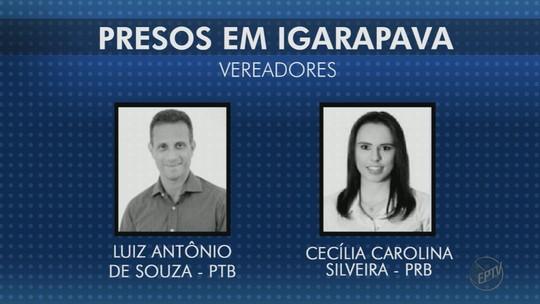 Vereadores suspeitos de receber mensalinho elevaram déficit orçamentário com leis forjadas em Igarapava, SP, diz MP