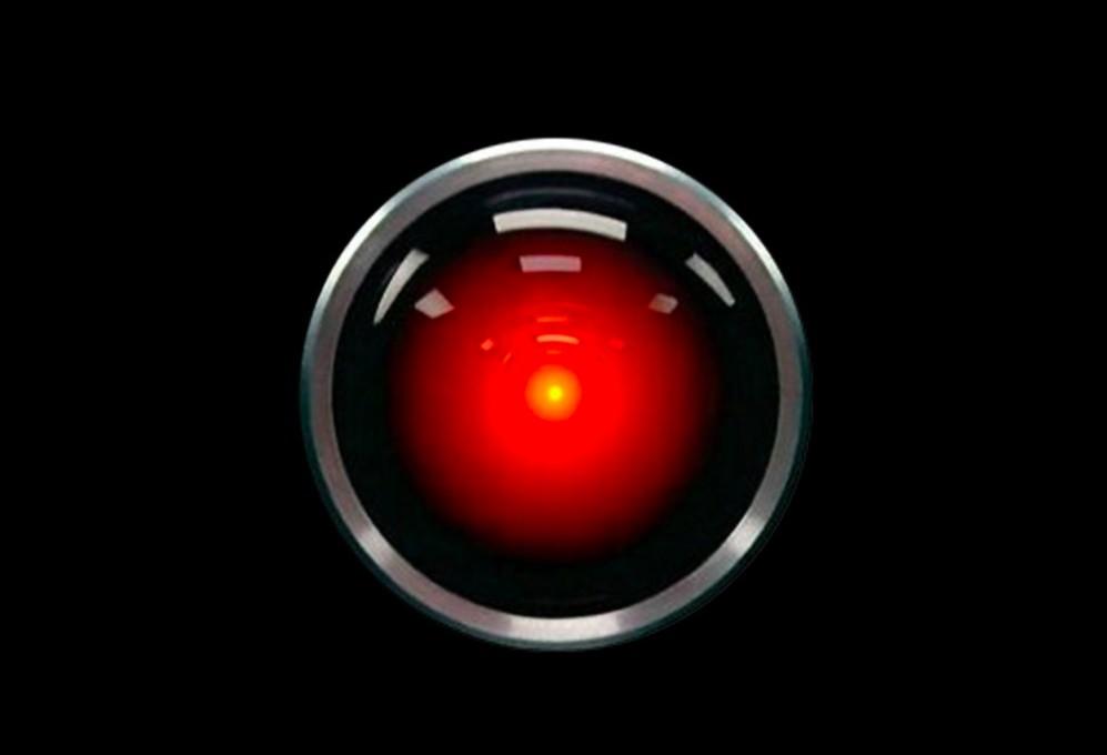 O computador HAL 9000, do clássico 2001: Uma Odisséia no Espaço (1968) (Foto: Reprodução)