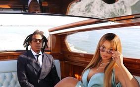 Beyoncé e Jay-Z compartilham fotos como convidados do casamento de Alexandre Arnault