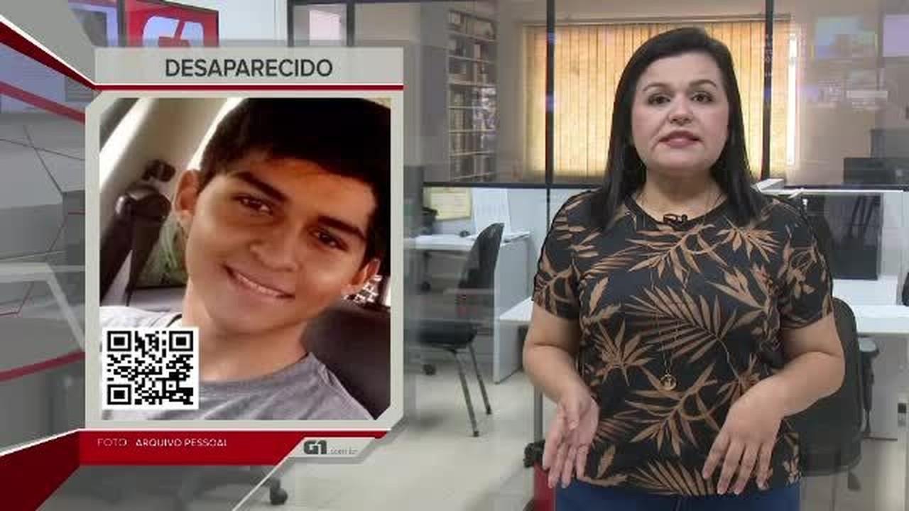 G1 em 1 Minuto - AC: Polícia investiga desaparecimento de jovem de 18 anos em Rio Branco