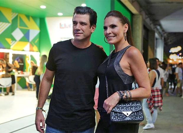 Laura Muller e o namorado, Ricardo Ferreira (Foto: Reprodução/ Instagram)