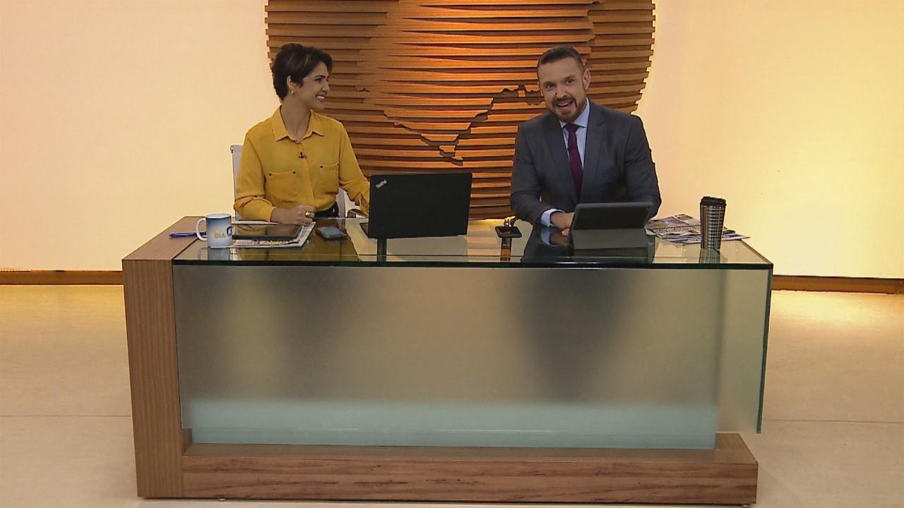 VÍDEOS: Bom Dia Goiás desta quinta-feira, 13 de maio de 2021