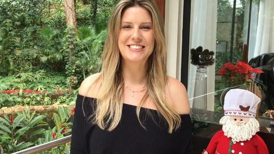 Daiana Garbin revela receita especial que faz para Tiago Leifert
