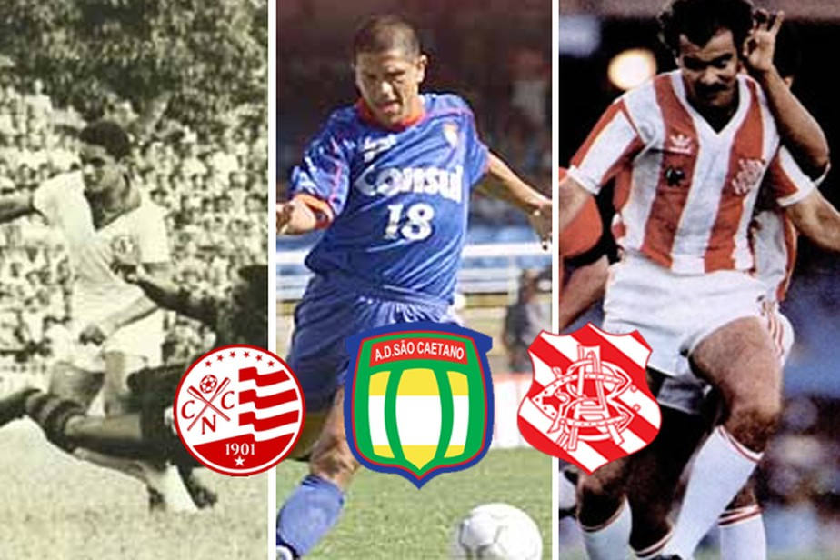 Lista GE: lembre 10 times que entraram para a história do Brasileirão mesmo sem levar o título