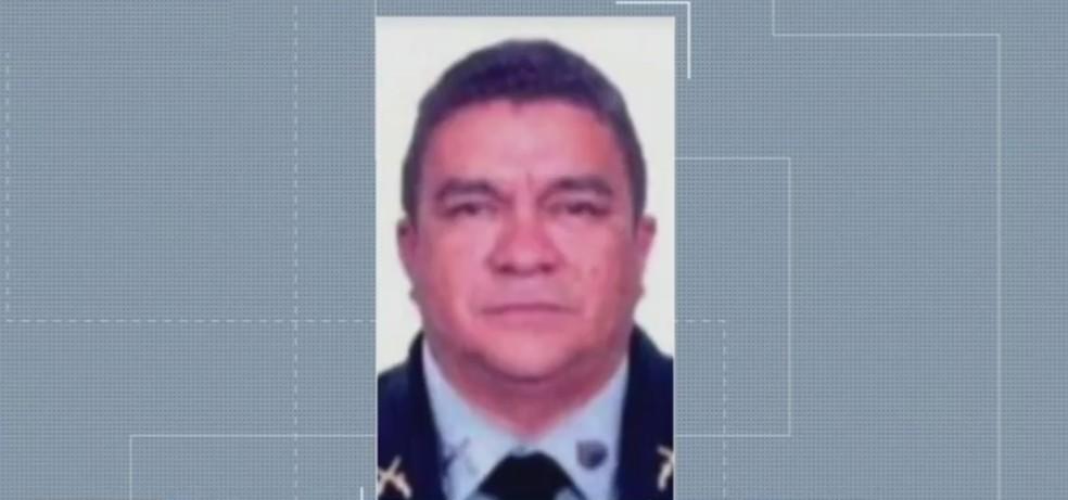 Sargento da Polícia Militar Ruy Vilhena Gonçalves, de 51 anos — Foto: Reprodução/TV Liberal