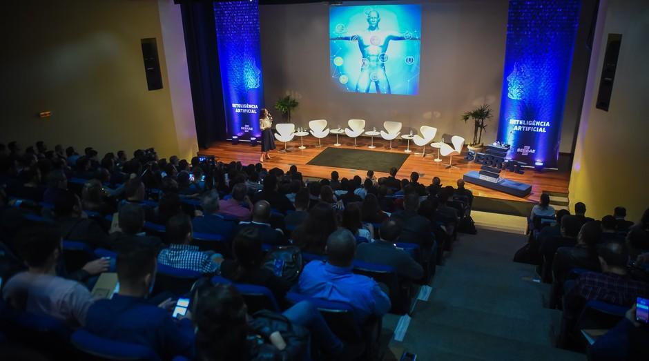 Seminário Inteligência Artificial  (Foto: Régis Santos)