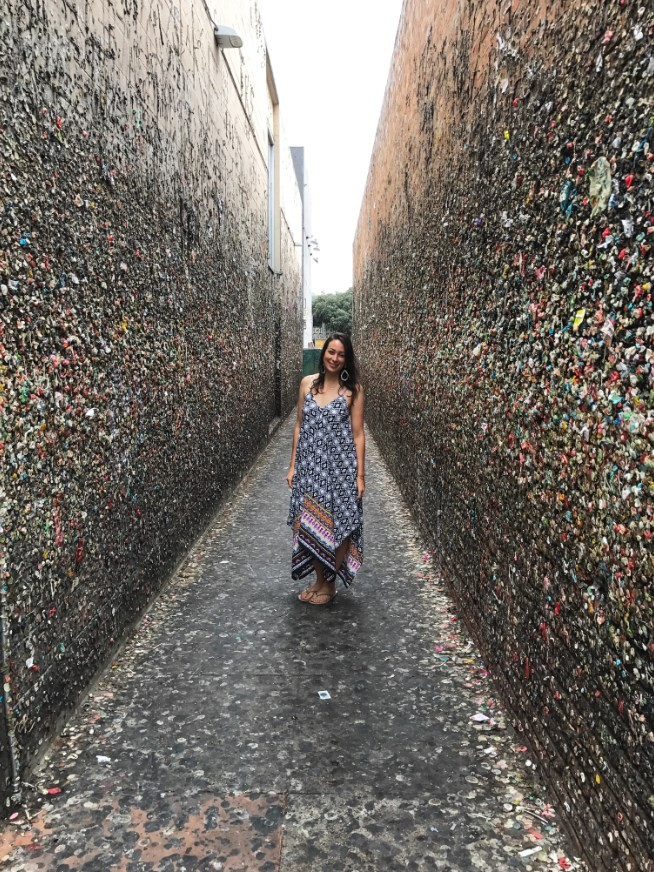 Bubblegum Alley – o Beco dos Chicletes