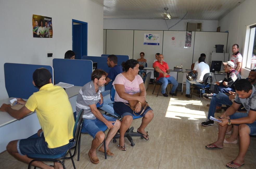 Entrada em pedidos de seguro desemprego passa pelo sistema de Detecção e Prevenção à Fraude no Seguro-Desemprego (Foto: Rogério Aderbal/G1)