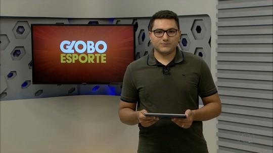 Globo Esporte: Piza esboça o Botafogo-PB, e Maiorais se preparam para amistoso