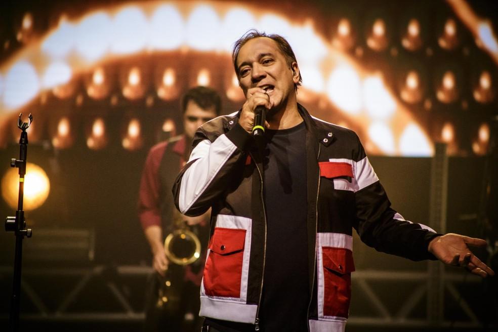 Bruno Gouveia, do grupo Biquini Cavadão, gravou música com a banda Figurótico, de Barra Mansa — Foto: Divulgação