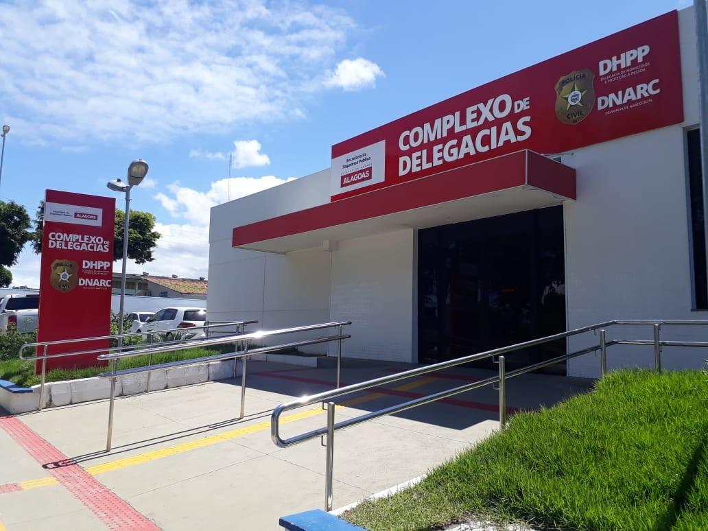Suspeito de duplo homicídio é preso na Cidade Universitária, em Maceió - Notícias - Plantão Diário