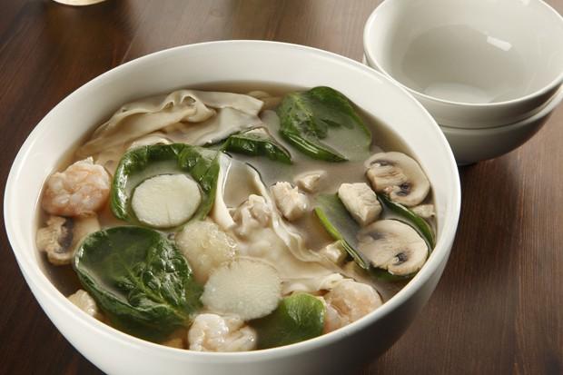 Sopa de Wonton (Foto: Divulgação)