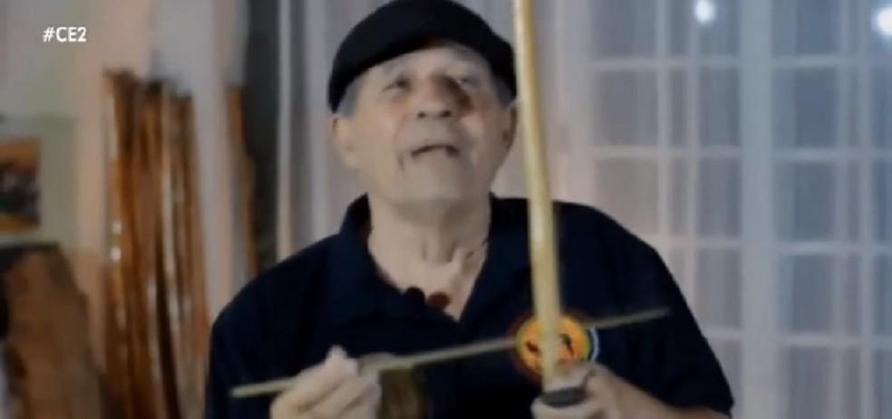 Alunos denunciam mestres de capoeira por abuso — Foto: Reprodução