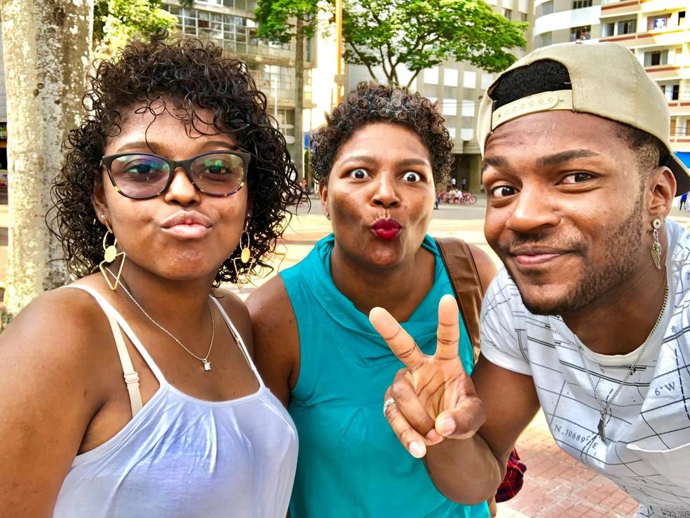 Família do jovem mora em Sorocaba (SP) — Foto: Arquivo pessoal