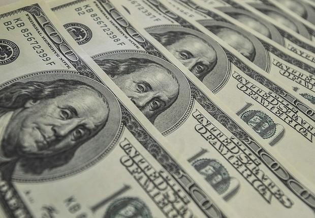 Dólar; dólares; câmbio; moeda norte-americana; cotação do dólar frente ao real (Foto: Marcello Casal Jr/Agência Brasil)