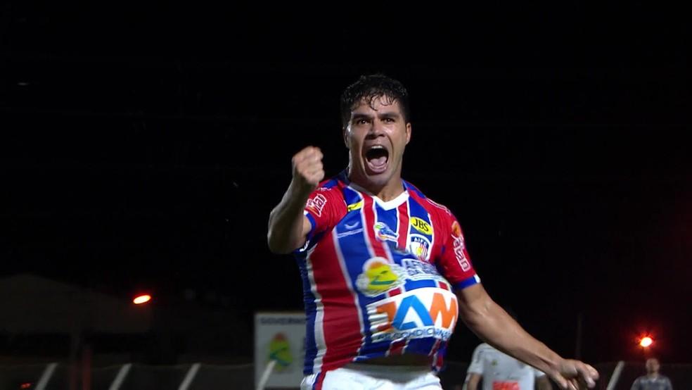 Candinho Afogados x Atlético-MG — Foto: Reprodução