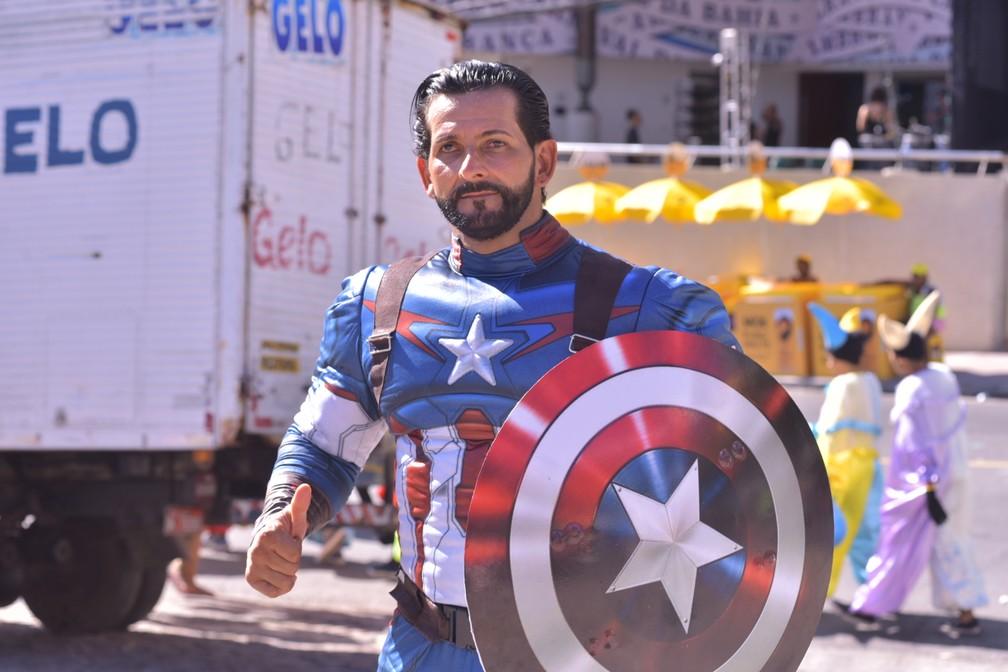 Pré-carnaval de Salvador 'Fuzuê' — Foto: Enaldo Pinto/Ag. Haack