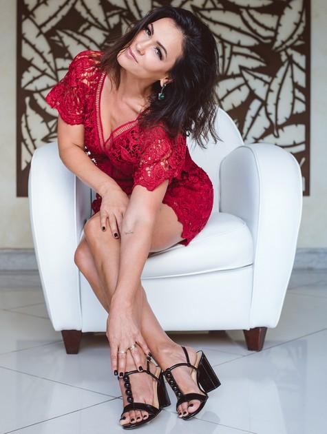 Suzana Alves (Foto: Alessandra Tolc)