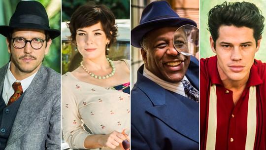 'Cidade Proibida': conheça o elenco e personagens da nova série da Globo