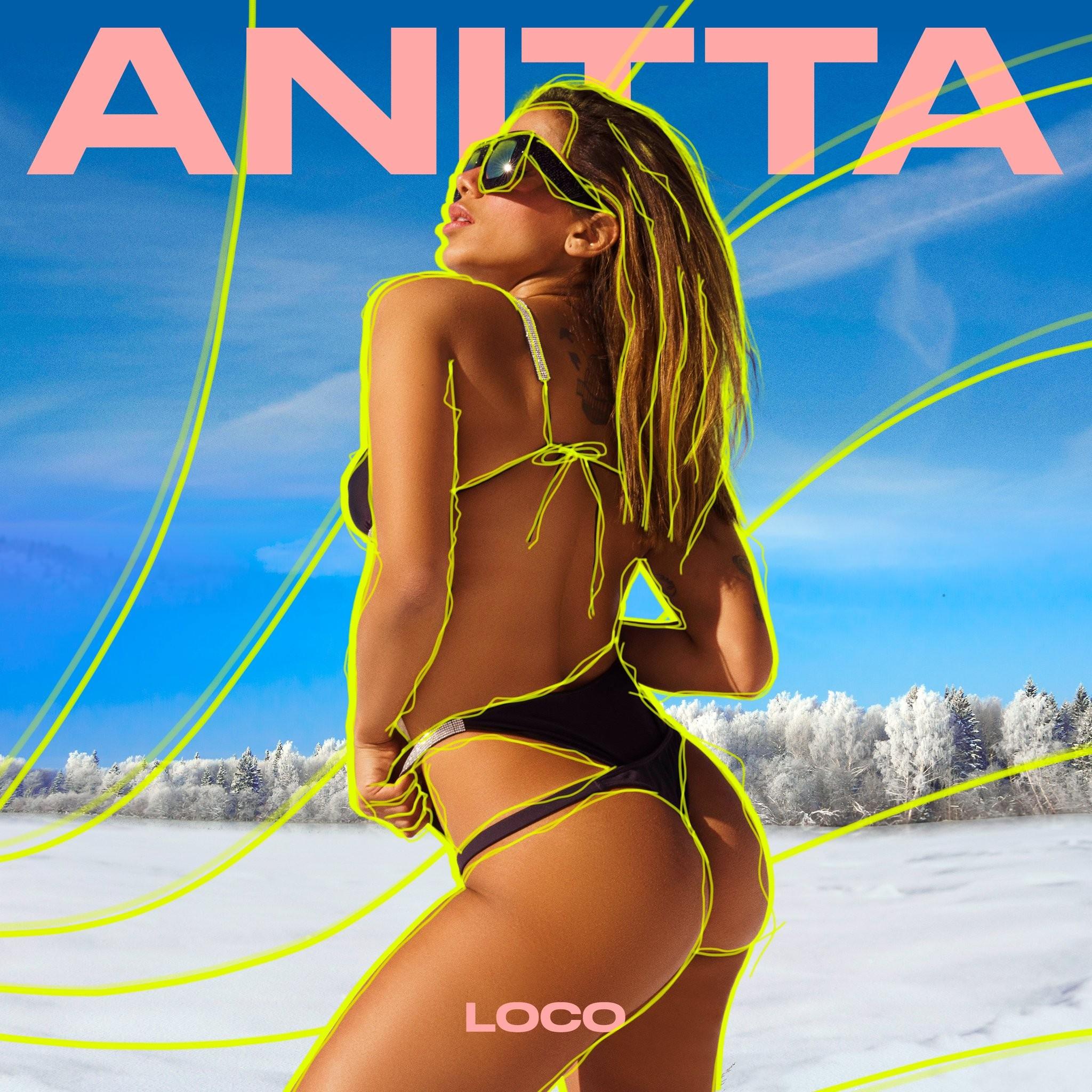 Anitta lança 'Loco', primeiro single solo da cantora em três anos